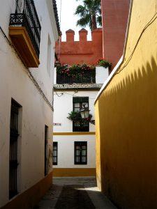 Barrio de Santa Cruz - Sevilla