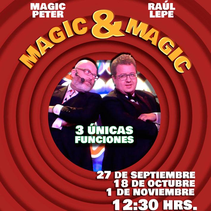 Magic and Magic